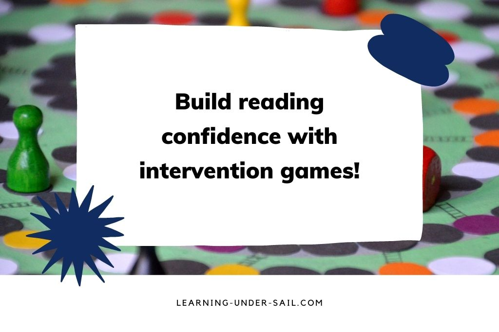 Reading intervention activities for upper elementary