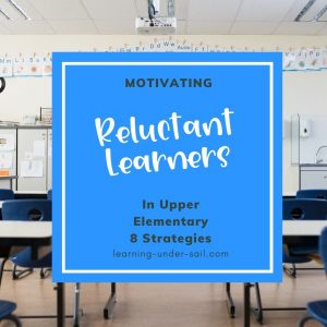 How to Motivate Reluctant Learners Title